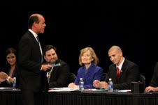 Dan Nowak at debate