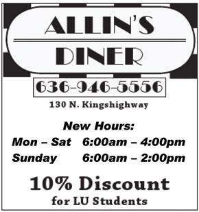 Allin\\\'s New Hours
