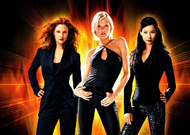 Charlie's Angels - Courtesy of Arena Dame from Flickr