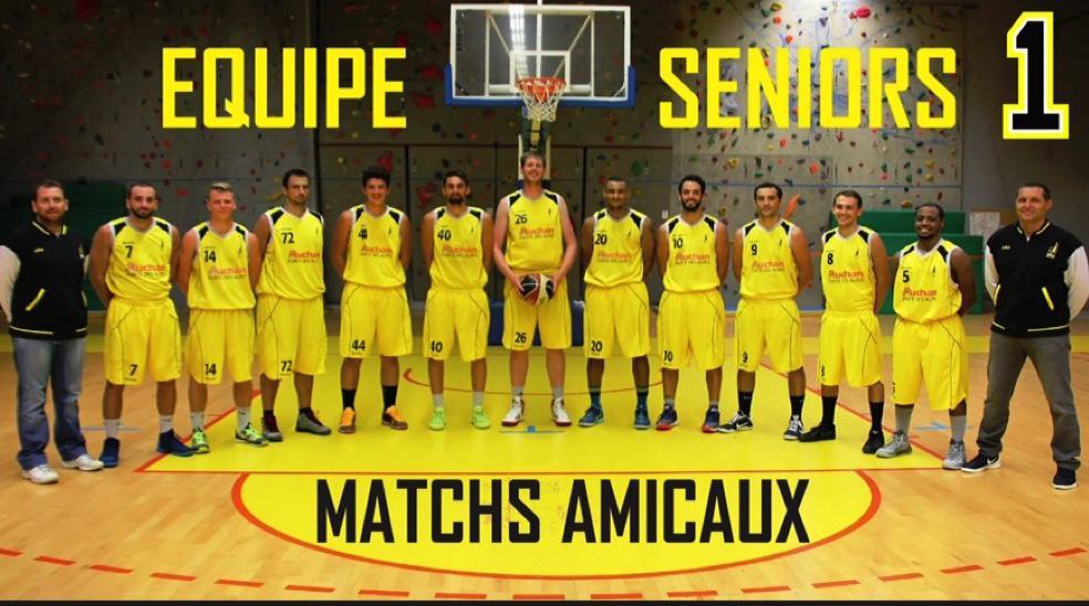 ALSP Basketball Team