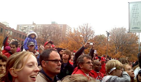 Cardinals Celebration