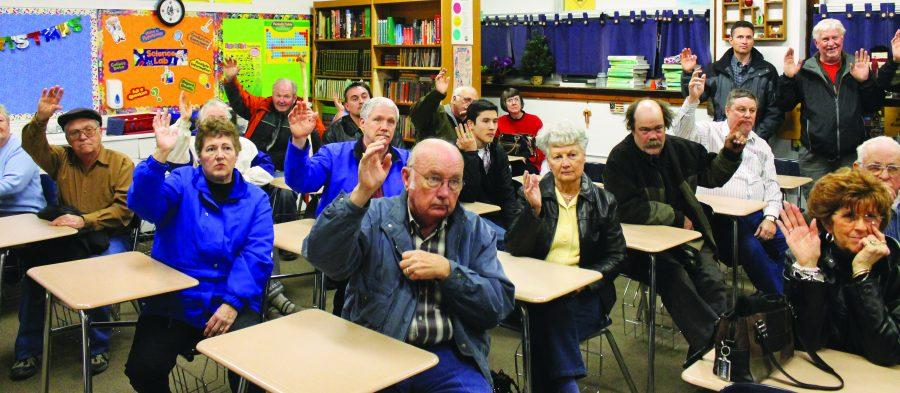 Iowa Caucuses Demonstrate 2012 Political Process