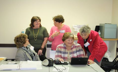 Lincoln County poll workers
