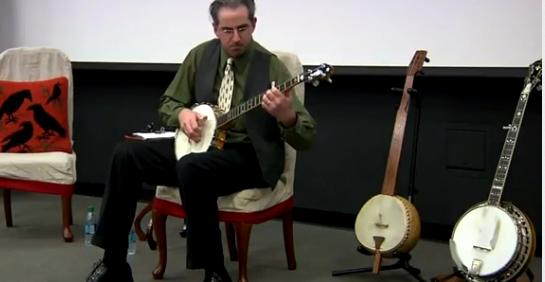 Banjo History Class