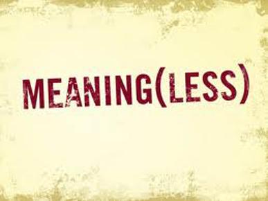 meaningless logo