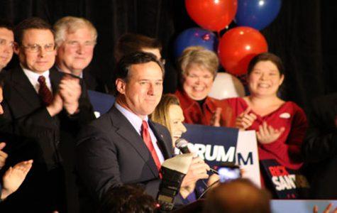 Santorum victory