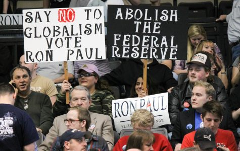 Photo highlights of Ron Paul's visit