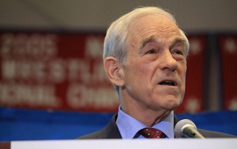Ron Paul tackles audience questions