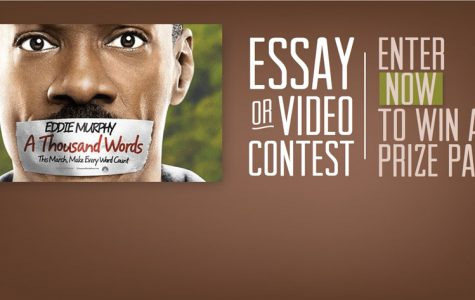 a thousand words essay or video contest
