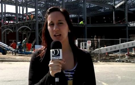 Hunter Stadium Construction