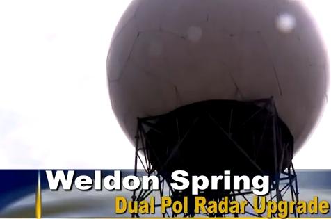 Weldon Springs gets Updated Weather Radar