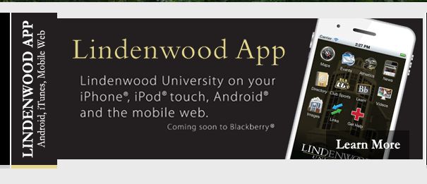 Lindenwood%27s+banner+promoting+their+new+phone+application.++Photo+credit+Grace+Pettit%2C+screen+shot.