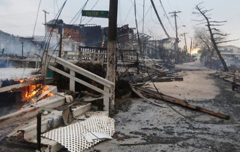 Hurricane Sandy's devastation across the East Coast