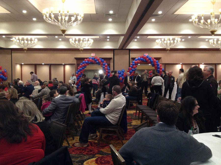 Photo+by+Killian+Walsh%0AThe+Republican+Senate+race+watch+party+at+the+Chesterfield+Double+Tree+Hotel.