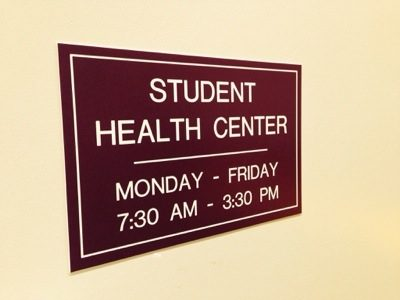 HIV testing increases on campus