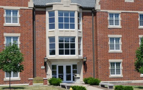 Rauch, Calvert Rogers halls to allow 24/7 visitation