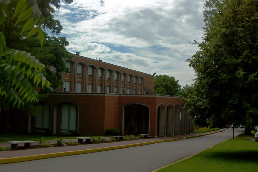 Young Hall is created by demand in 'young' field