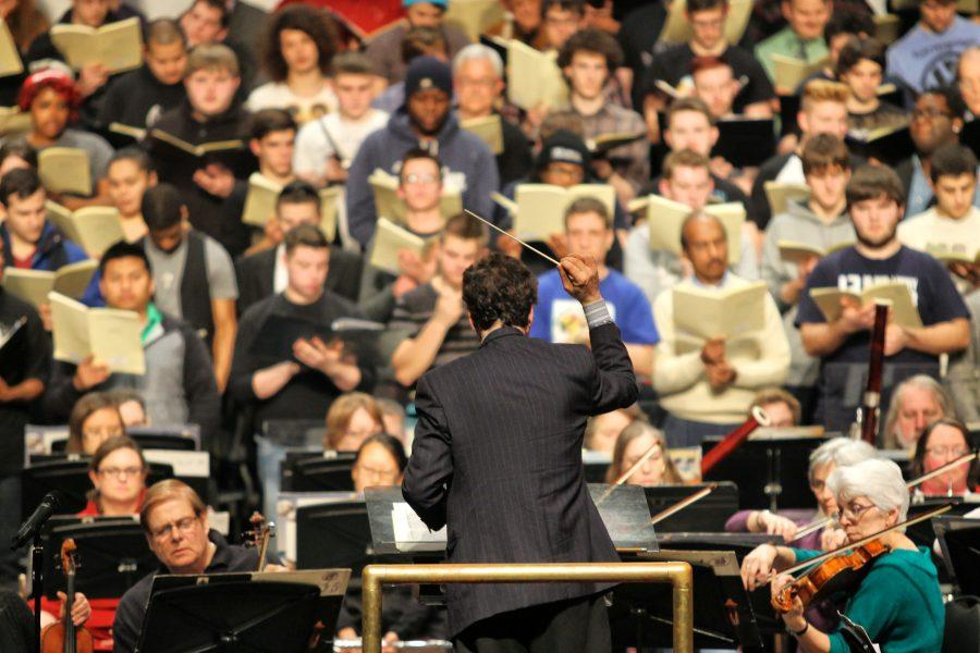 St. Louis Philharmonic and Lindenwood Choir partner for sold out show