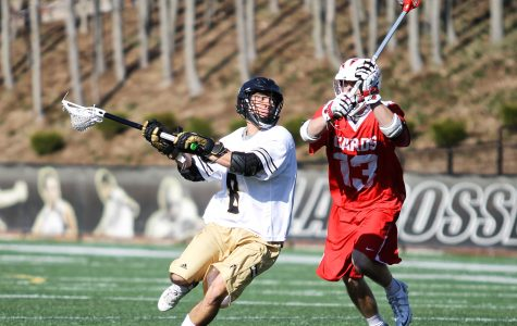 M. Lacrosse drops first two home games of season