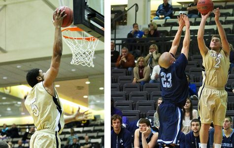 Men's basketball removes two from roster prior to MIAA tourney