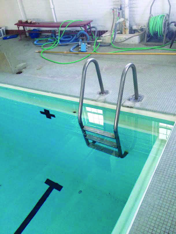 Students voice concerns about Butler pool renovations