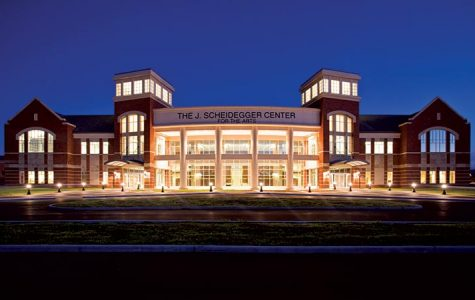 J. Scheidegger Center hosting 5 professional acts this semester