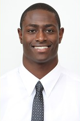 Pierre Desir. Photo from lindenwoodlions.com