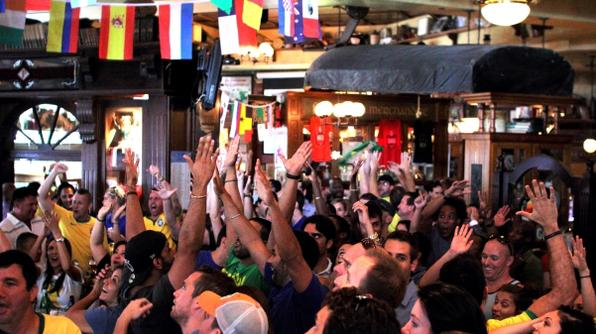 Students bring the World Cup to St. Charles