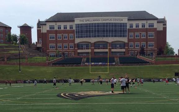 Youth Football Camp is a success
