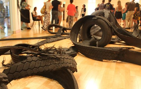 """Ribbons of Concrete"" exhibit opens in Scheidegger"