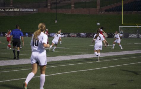 Women's soccer loses first conference match up