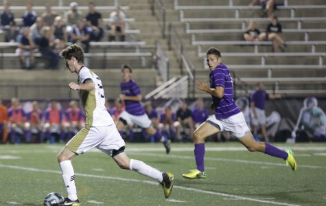 Men's soccer wins 3-2 over Truman State for second straight home win