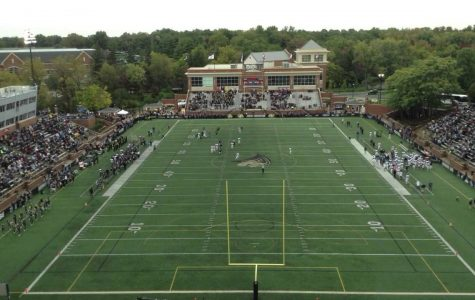 Homecoming game time-lapse