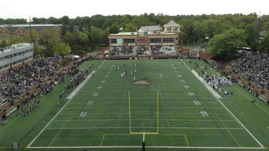 Homecoming+game+time-lapse