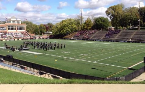 LU hosts the Greater St. Louis Marching Band Championships
