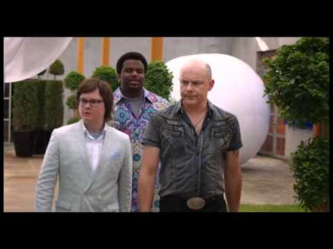 'Hot Tub Time Machine' sequel is fun, but forgettable