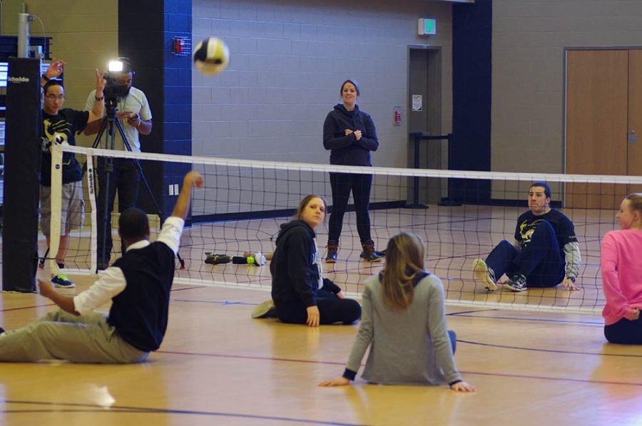 Adaptive Sports: Sit Volleyball Tournament | Photo by Sabine Neveu