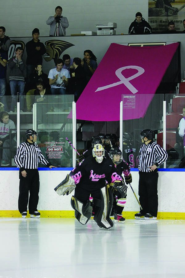 Women%27s+hockey+to+host+%22Pink+the+Rink%22+game