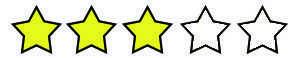 Real Three Stars