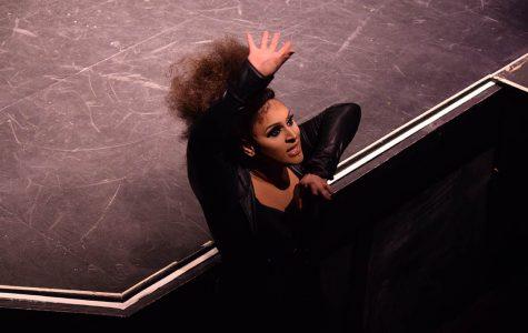 Photo by Isis Wadleigh Professional transqueen Tassandra Krush wowed Jelkyl Theatre