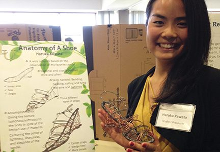 Student symposium showcases knowledge, ideas and talent