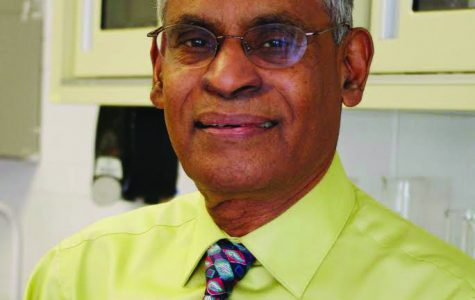 Retiring professor leaves scholarship for research