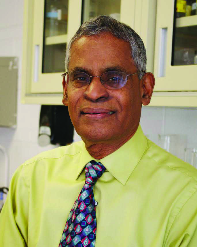 Image from Lindenwood.edu Rao Ayyagari establishes a grant for students of cell biology or genetics.