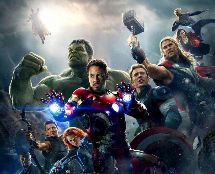 Photo from http://www.lindenwood.edu/newsletter/sll/FYEOutdoorMovie2015.jpg Marvel's Avengers reassemble to entertain this semster's incoming freshmen for the FYE Outdoor Movie on the Evans Commons Lawn on Thursday, Aug. 20 at 7 p.m.