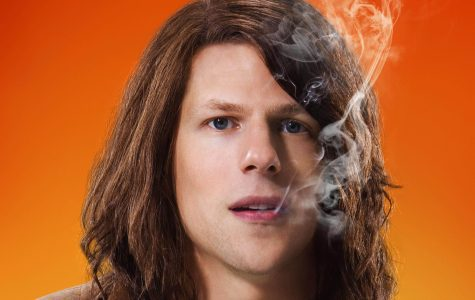 Photo from epk.tv Jesse Eisenberg plays yet another stoner action hero in