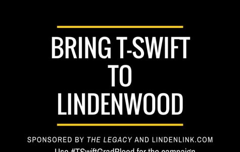 'Bring T-Swift to Lindenwood University' campaign inspired by campus connection
