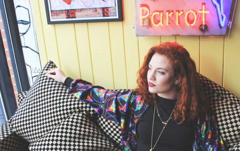 photo from http://press.atlanticrecords.com/jessglynne/ Pop star Glynne has a debut solo out now