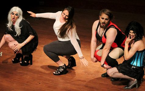 LU gets its 'freak' on with Duchess' drag show