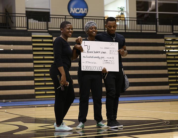 The Black Student Union finished in third place at the 2015 Lip Sync contest.