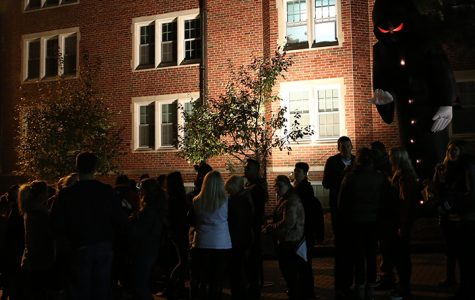 Cobbs Hall delivers annual night of frights